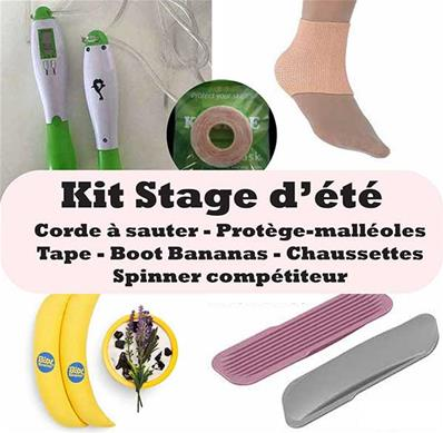 Kit stage été - Patinage