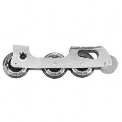 Platines Pic Skate - 3 roues - P53 - Set complet