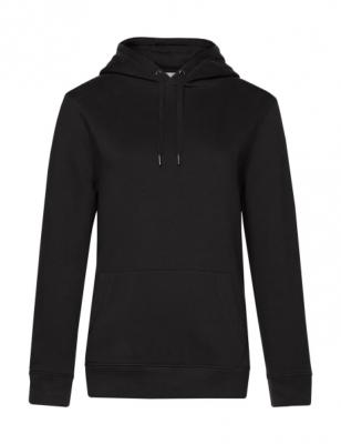 Sweat Capuche Black Pure