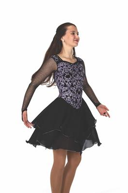 Tunique de patinage - Formal Foxtrot Dress