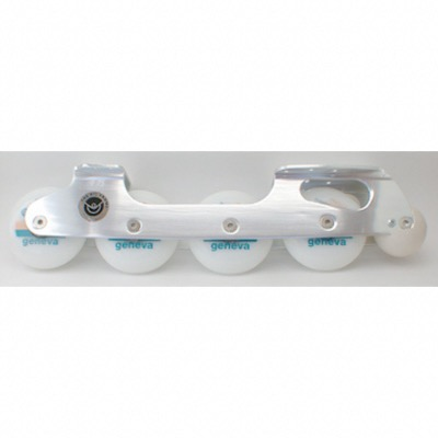 Platines Pic Skate - 4 roues - P994 - Set complet