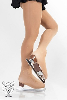 Collants couvre-patins